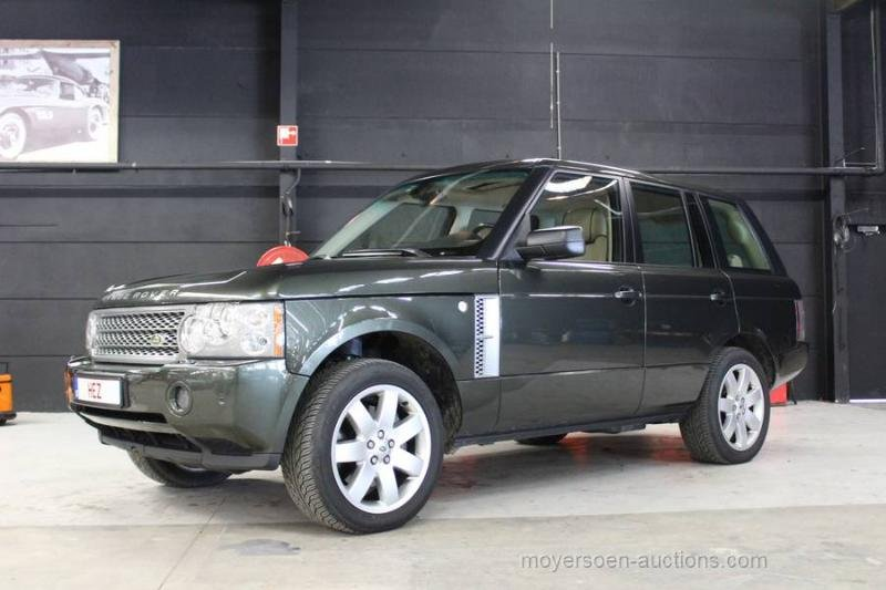 2006 RANGE ROVER Vogue TDV8 For Sale by Auction (picture 1 of 6)