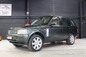 2006 RANGE ROVER Vogue TDV8 For Sale by Auction