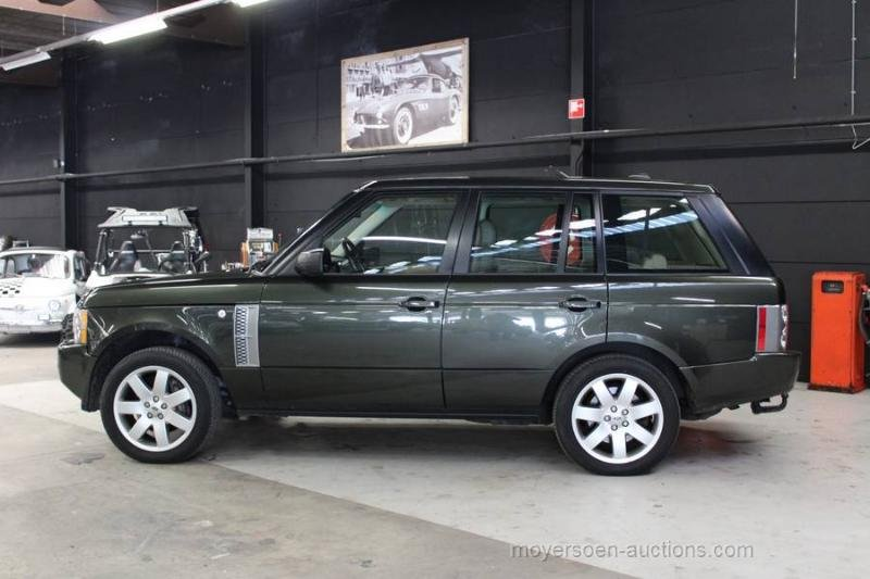 2006 RANGE ROVER Vogue TDV8 For Sale by Auction (picture 2 of 6)