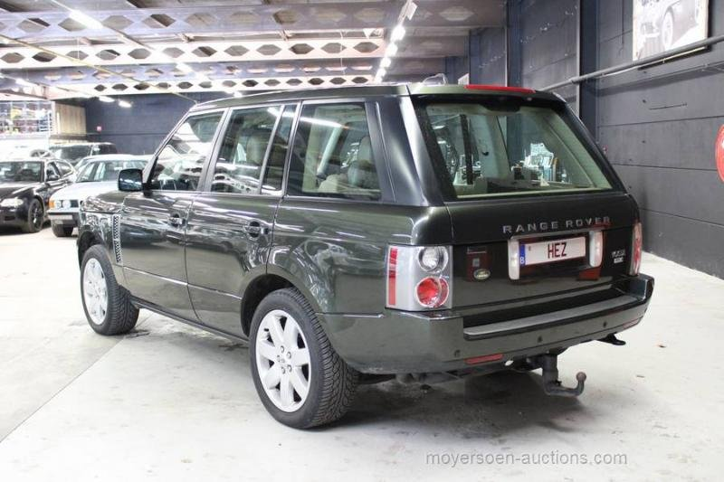 2006 RANGE ROVER Vogue TDV8 For Sale by Auction (picture 3 of 6)