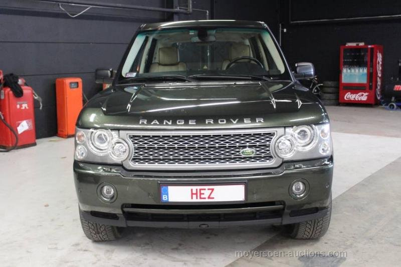 2006 RANGE ROVER Vogue TDV8 For Sale by Auction (picture 4 of 6)