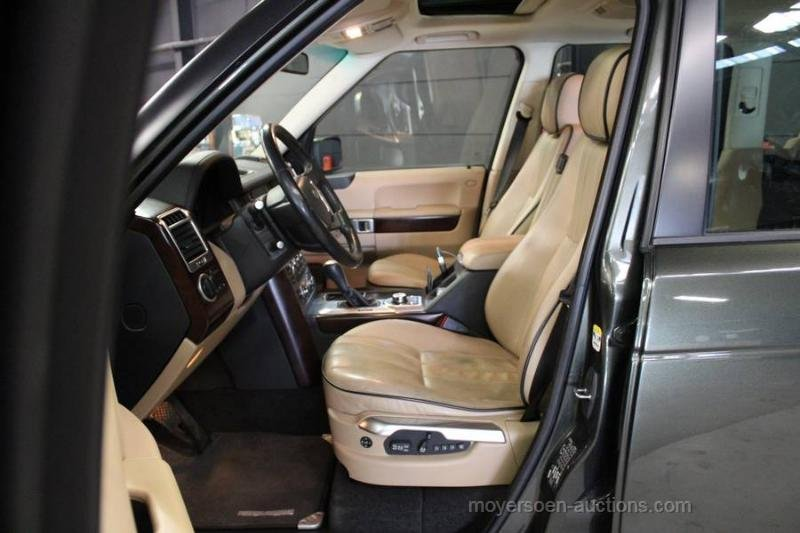 2006 RANGE ROVER Vogue TDV8 For Sale by Auction (picture 5 of 6)