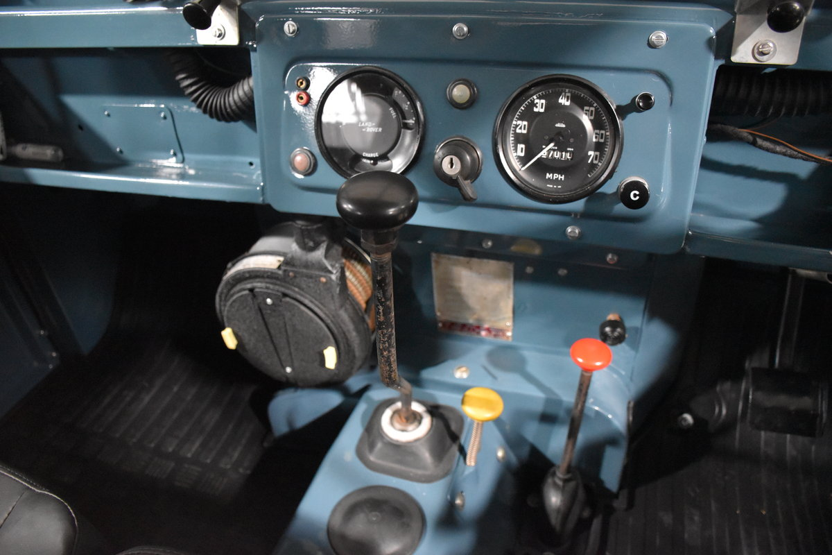 1963 Land Rover Series IIa For Sale (picture 5 of 6)