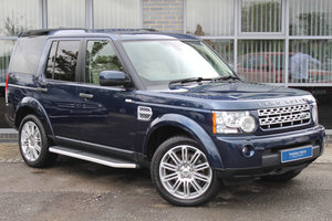 2013 13 LAND ROVER DISCOVERY 4 3.0 SDV6 HSE AUTO For Sale