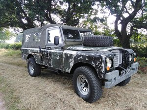 Classic 1972 Land Rover Rebuilt ex military 109 For Sale