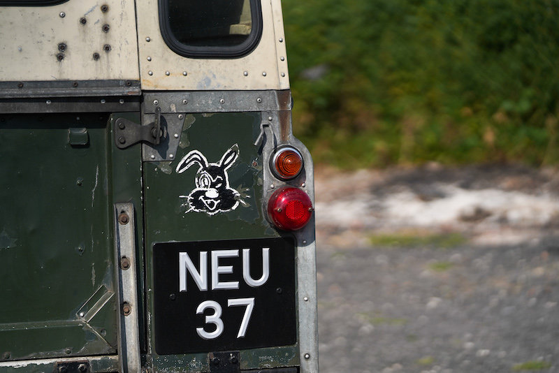 Land Rover Series 2a 88 1963 2 Owners & 73,000 Miles NEU 37 For Sale (picture 6 of 6)
