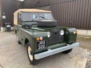 1966 Land Rover® Series 2a *MOT & Tax Exempt* (JRA) For Sale