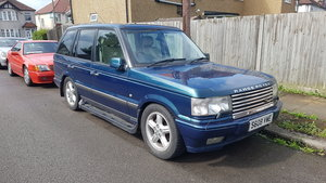 1998 Rare range rover 50 anniversary For Sale
