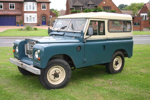 1971 Landrover series 3  For Sale