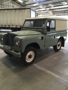1973 Land Rover Series lll 88 inch, MINT Condition