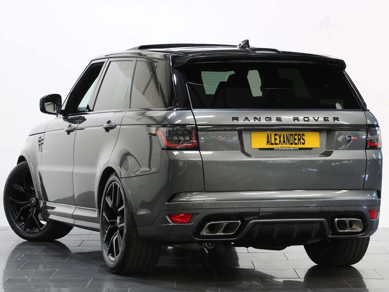 2019 19 RANGE ROVER SPORT SVR 5.0 V8 AUTO For Sale (picture 3 of 6)
