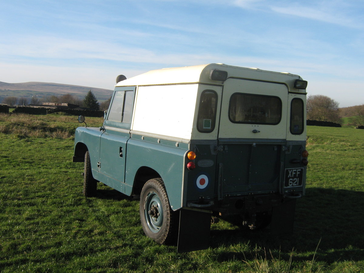 1959 Land Rover Ex RAF  For Sale (picture 4 of 6)