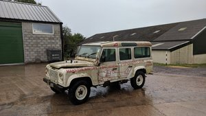 1988 RARE Land Rover Defender 110 v8 Station Wagon For Sale
