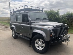 Land Rover Defender 110 2.4 TDCI 2008 For Sale