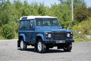 1987 Land Rover 90 Factory V8 Station Wagon 42,000 Miles From New For Sale