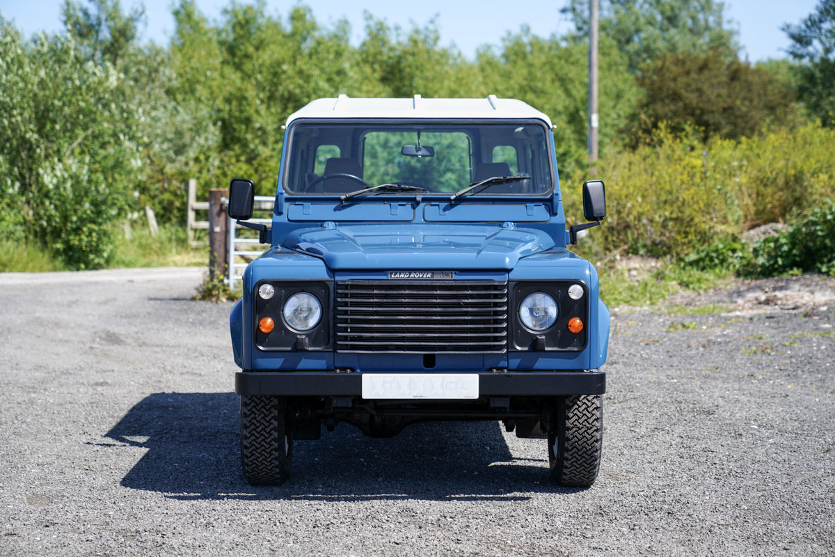 1987 Land Rover 90 Factory V8 Station Wagon 42,000 Miles From New For Sale (picture 3 of 6)