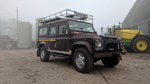 1995 Land Rover Defender County Station Wagon For Sale