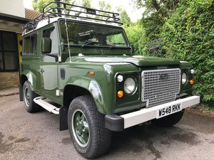 2000 Land Rover Defender Genuine Heritage For Sale