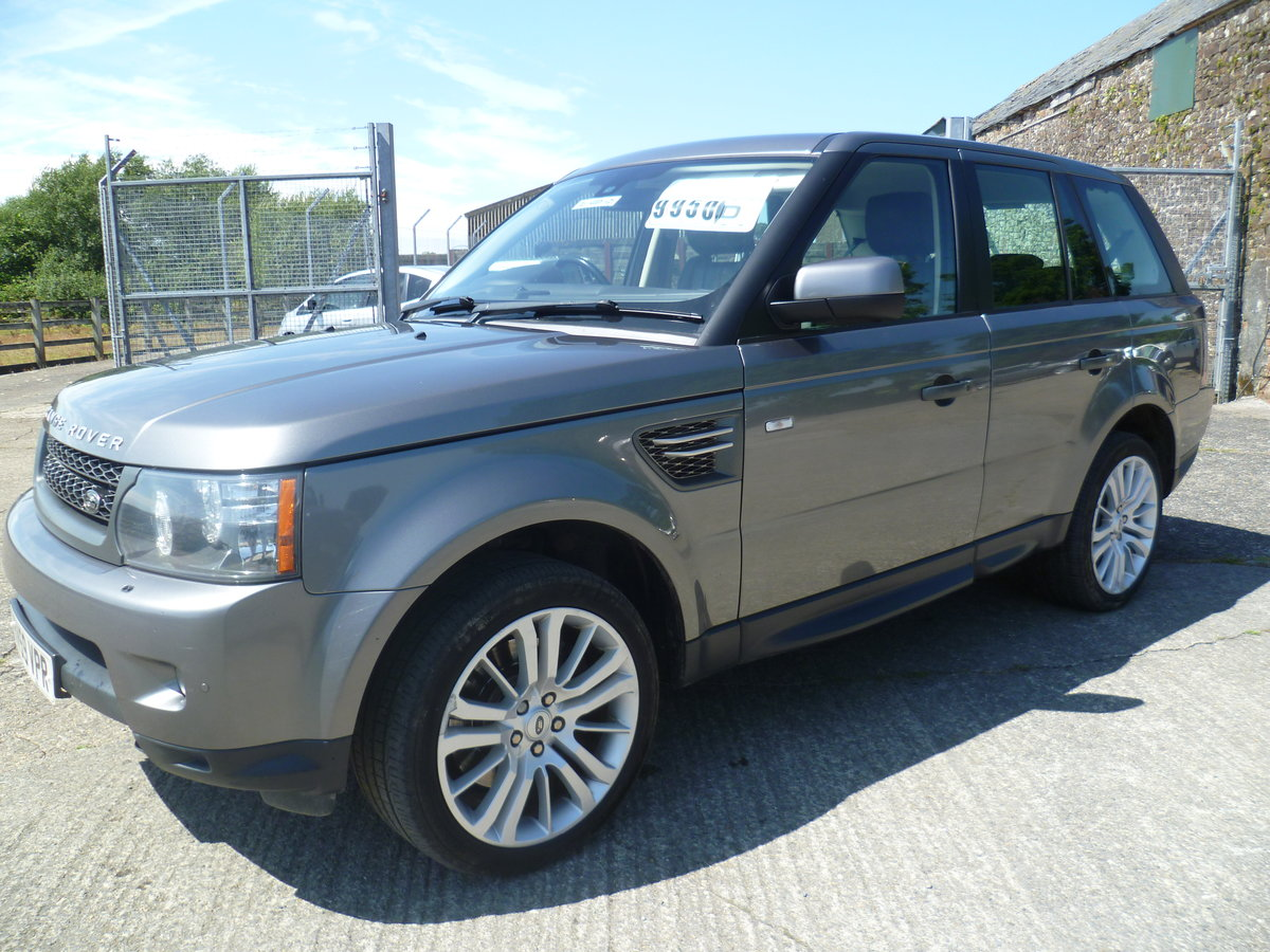 2009 Range Rover Sport 3.0l HSE TDV6 For Sale (picture 2 of 6)