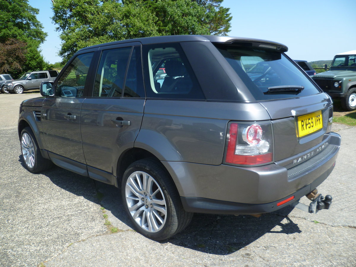 2009 Range Rover Sport 3.0l HSE TDV6 For Sale (picture 3 of 6)