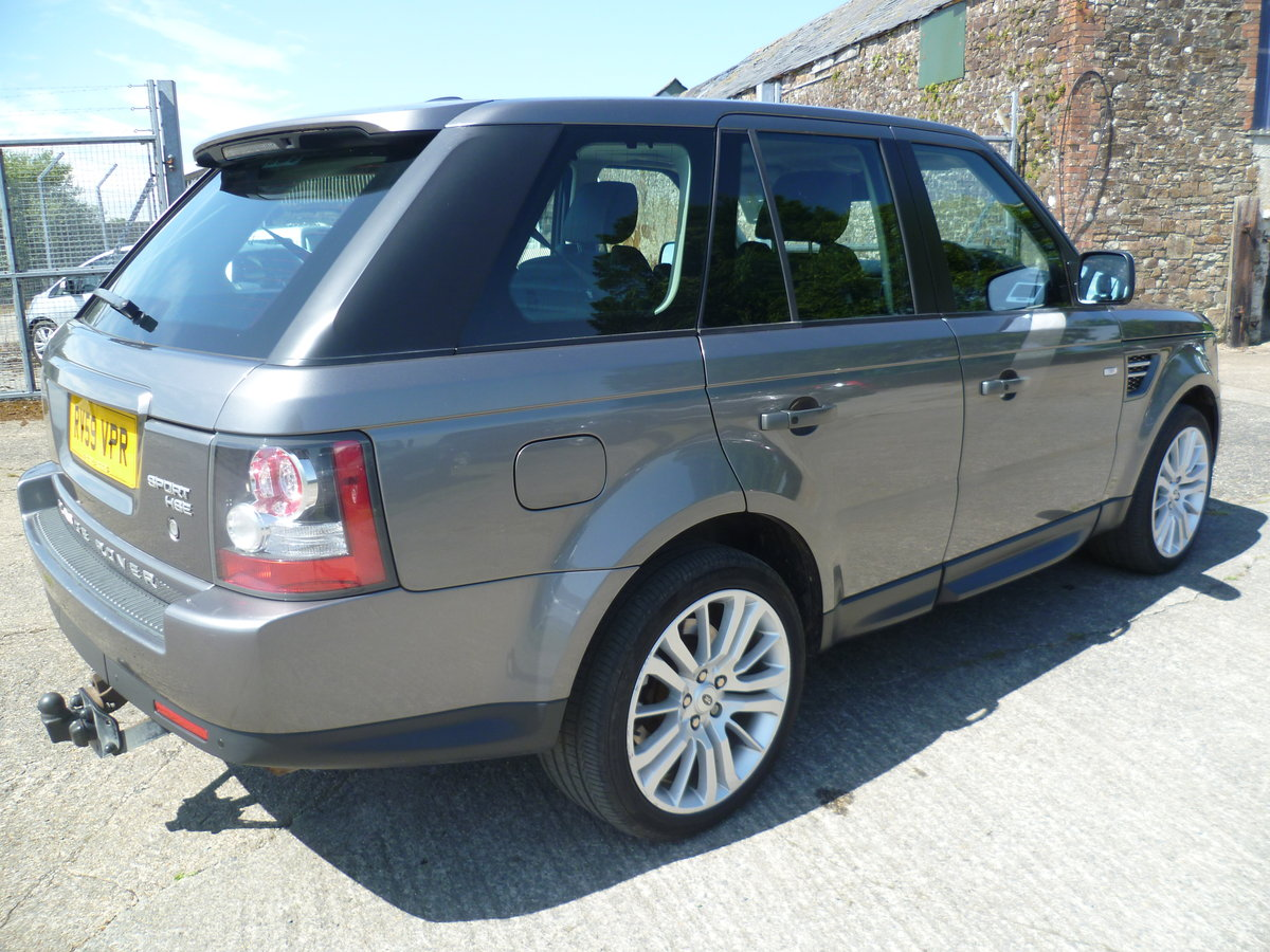 2009 Range Rover Sport 3.0l HSE TDV6 For Sale (picture 4 of 6)