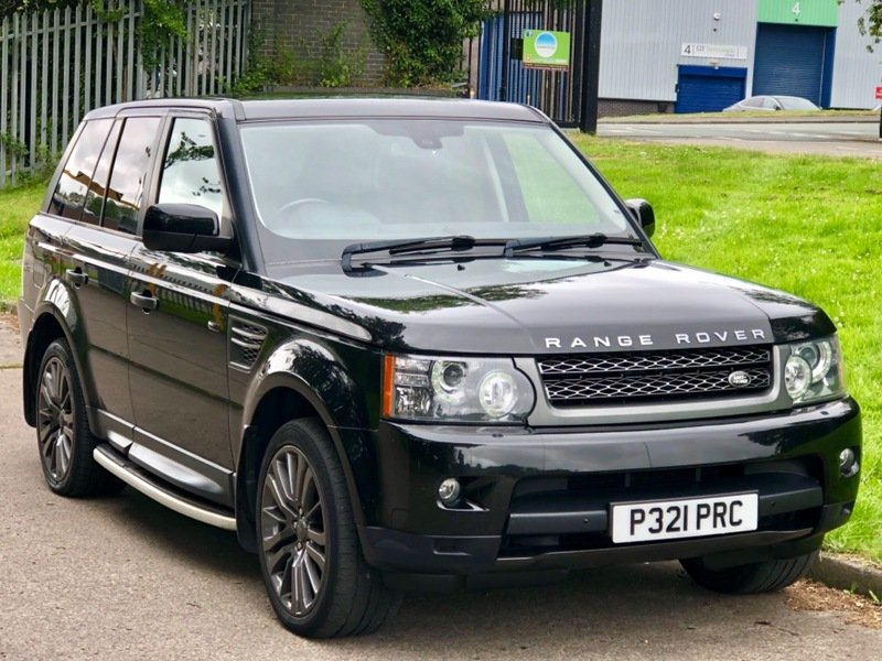 2010 Range Rover Sport 3.0 TDV6 HSE Automatic  For Sale (picture 1 of 6)