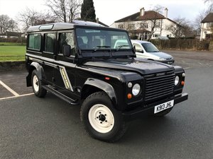 1993 DEFENDER 110 COUNTY SW 200 Tdi *USA EXPORTABLE* STUNNING  For Sale