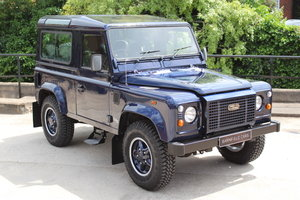 2004 RARE Land Rover 90 TD5 COUNTY STATION WAGON For Sale
