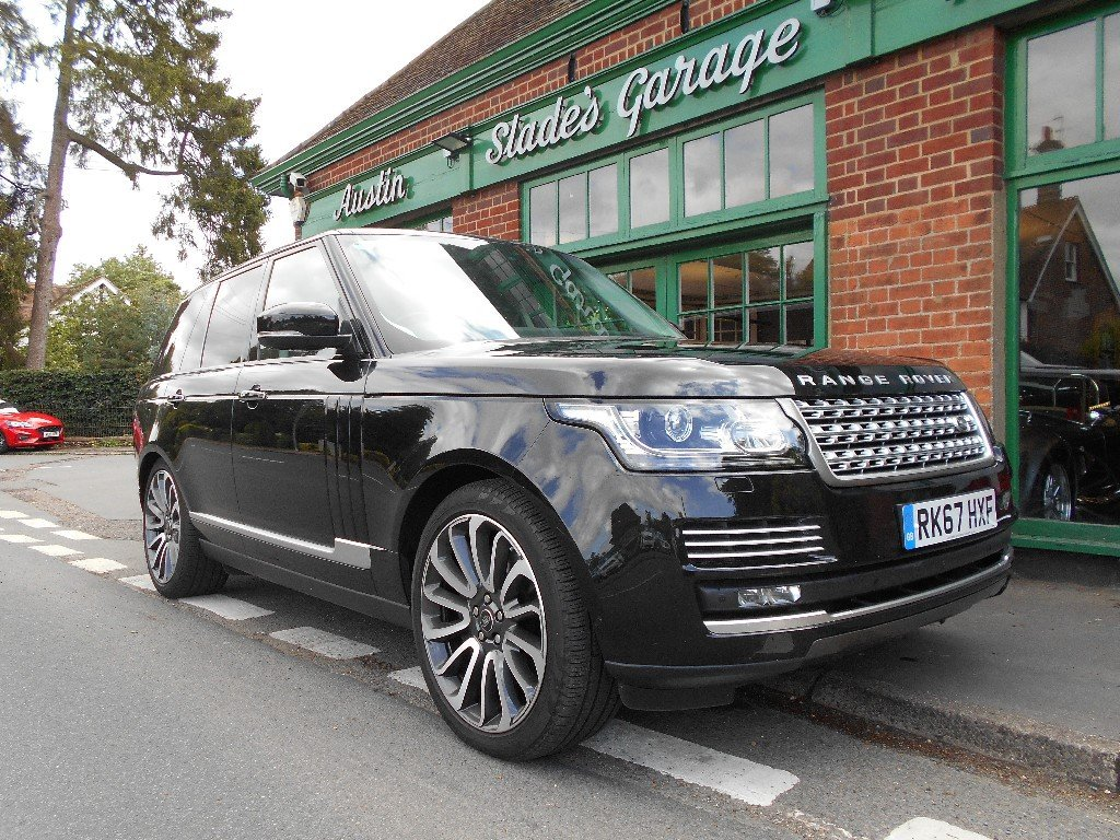 2017 Range Rover 5.0L V8 Autobiography SOLD (picture 2 of 4)