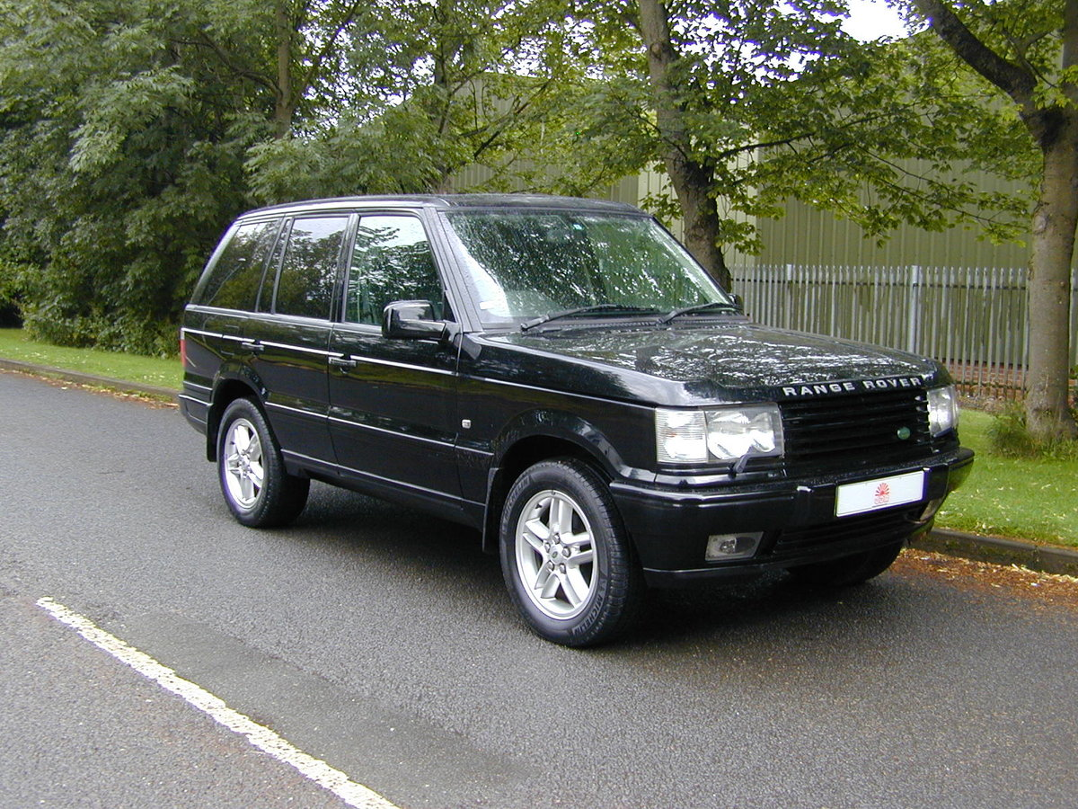 2001 RANGE ROVER P38 4.6 HSE - RHD - EX JAPAN! For Sale (picture 1 of 6)