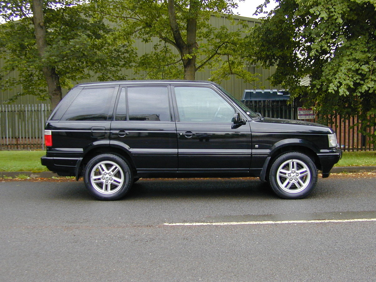 2001 RANGE ROVER P38 4.6 HSE - RHD - EX JAPAN! For Sale (picture 2 of 6)