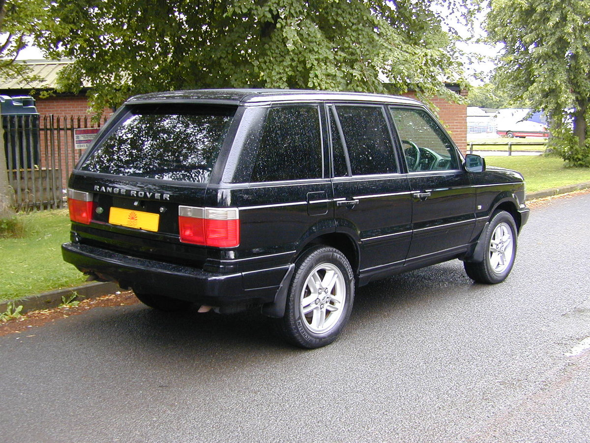 2001 RANGE ROVER P38 4.6 HSE - RHD - EX JAPAN! For Sale (picture 3 of 6)