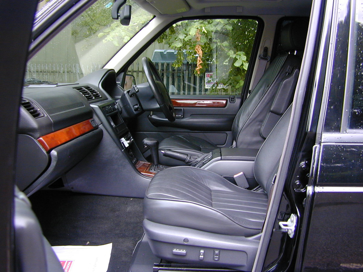 2001 RANGE ROVER P38 4.6 HSE - RHD - EX JAPAN! For Sale (picture 5 of 6)