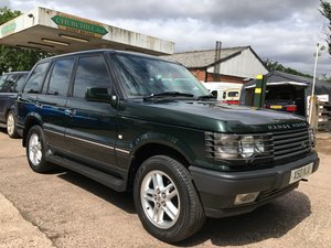 2000 Range Rover Vogue 55,464 miles stunning example For Sale