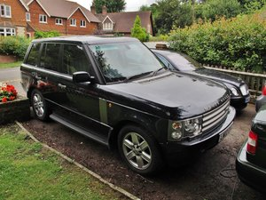 RANGE ROVER VOGUE L322 2002 4.4 V8 PETROL 1 OWNER 25400m FSH For Sale