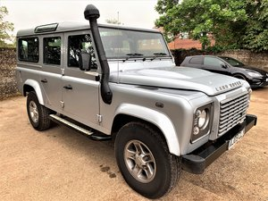 2009 Defender 110 TDCI XS station wagon 7 seater For Sale