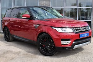 2014 14 RANGE ROVER SPORT 3.0 SDV6 HSE DYNAMIC AUTO  For Sale