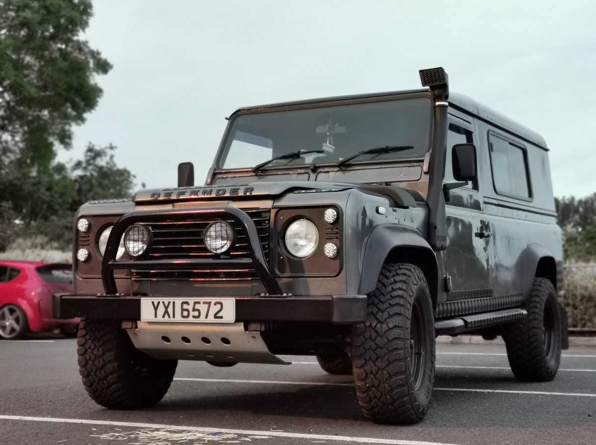 Defender 110 For Sale >> 1993 Land Rover Defender 110 For Sale Car And Classic