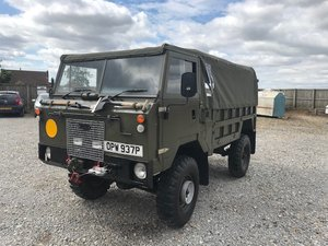 1976 Land Rover® 101 Forward Control RESERVED SOLD