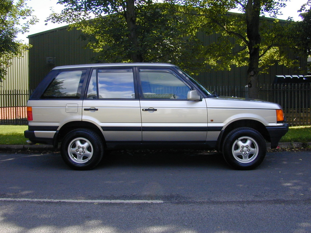 1998 RANGE ROVER P38 4.6 HSE RHD - COLLECTOR QUALITY!  For Sale (picture 2 of 6)