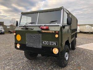 1975 Land Rover ® 101 Forward Control RHD 12v (KDD) For Sale