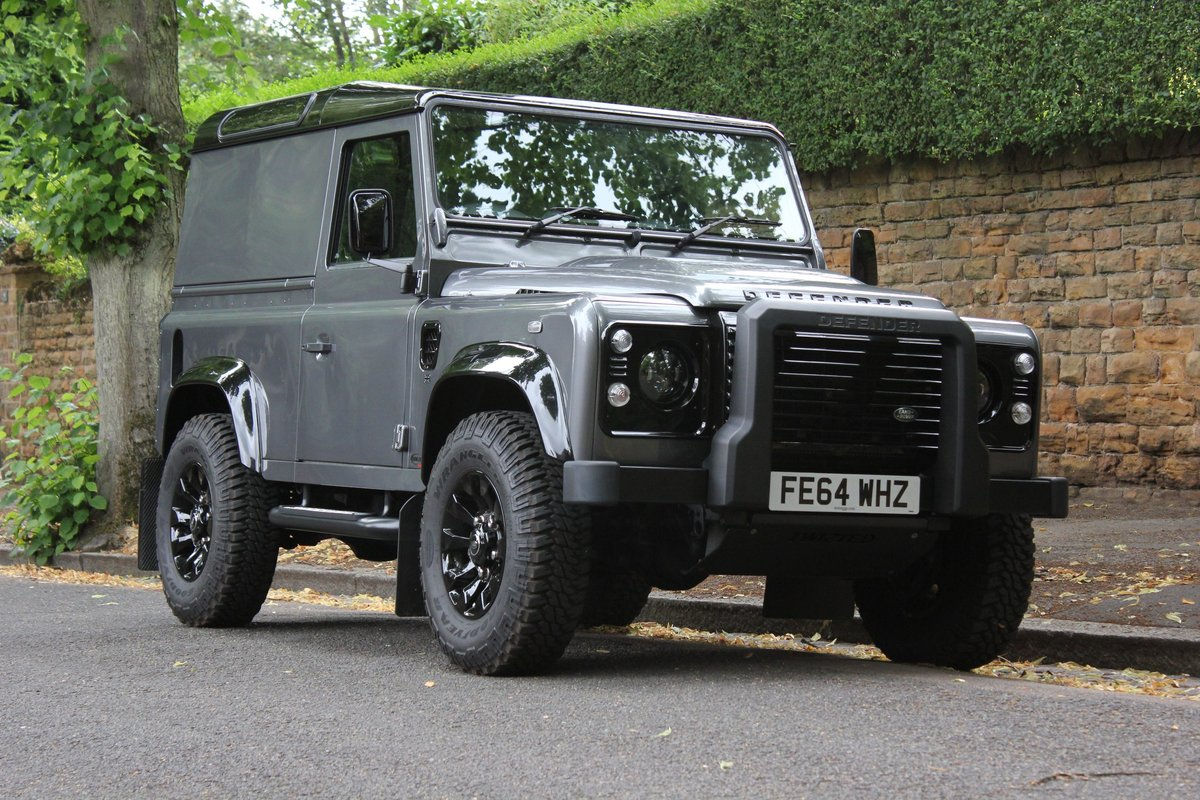 2014 Defender 90 2.2 XS - Stunning Spec & Condition - Export Poss For Sale (picture 1 of 6)