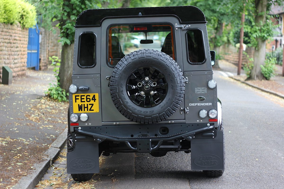 2014 Defender 90 2.2 XS - Stunning Spec & Condition - Export Poss For Sale (picture 3 of 6)