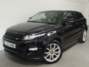 2013 Land Rover Range Rover Evoque - 2.2L SD4 DYNAMIC For Sale