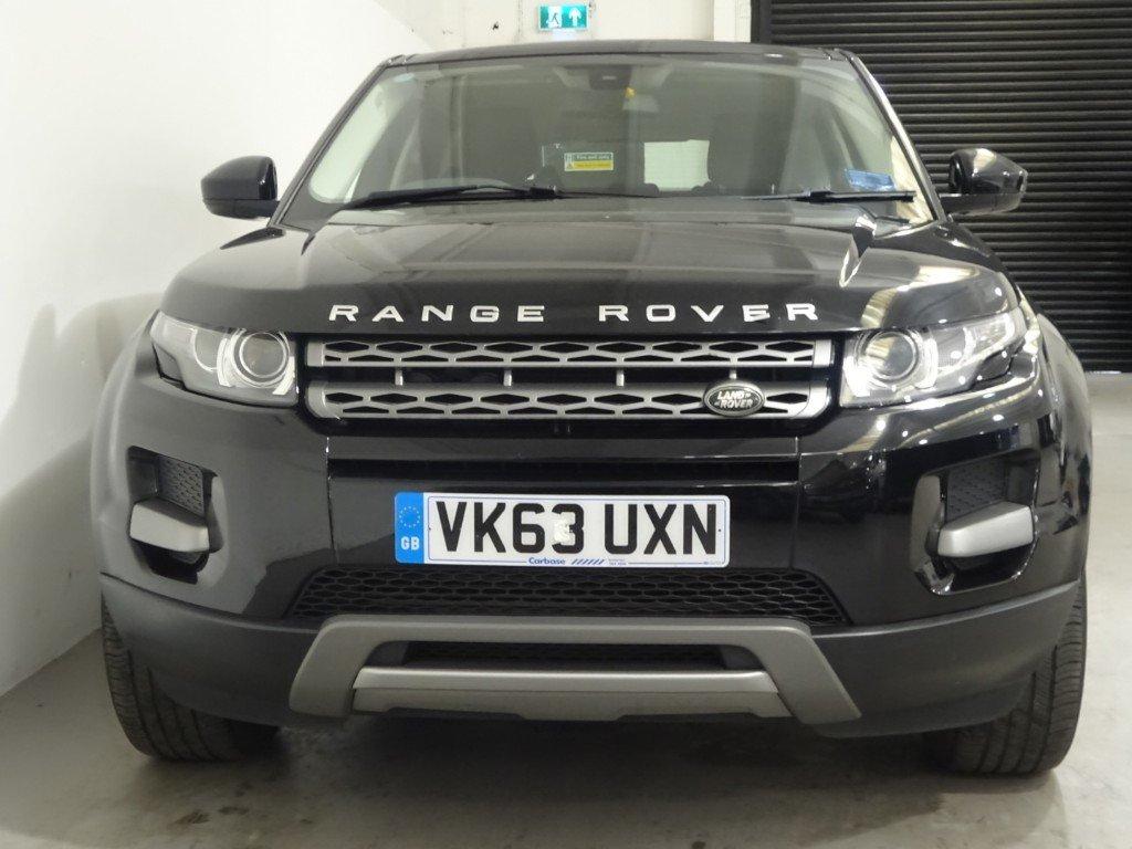 2013 Land Rover Range Rover Evoque - 2.2L ED4 PURE For Sale (picture 2 of 6)