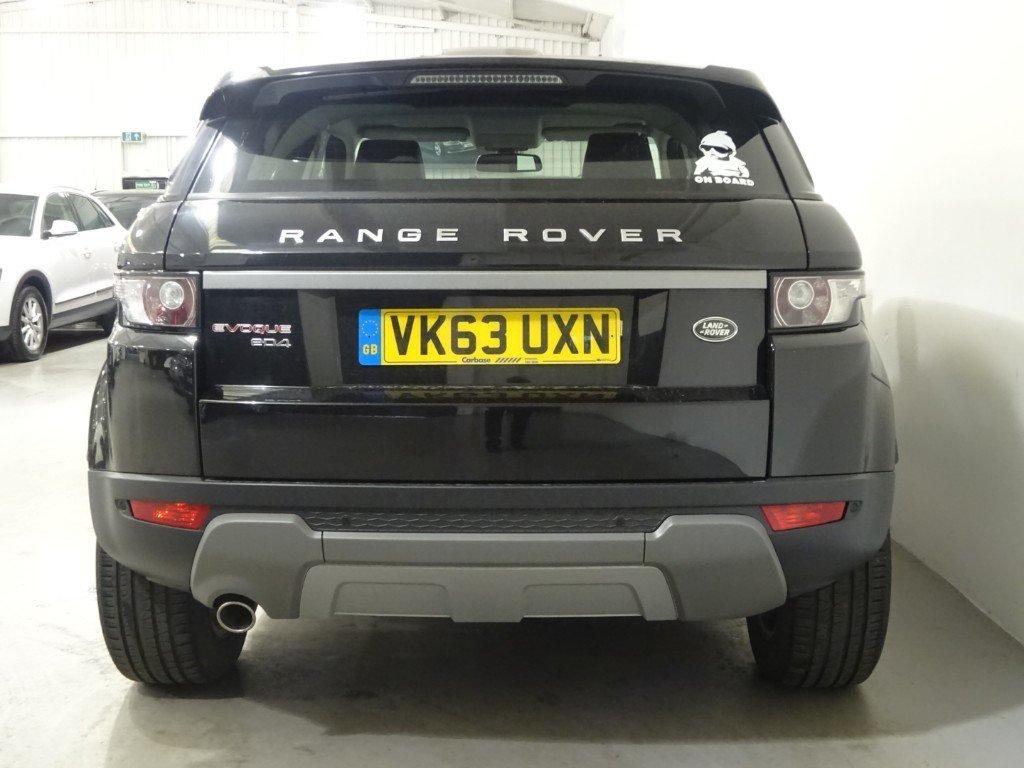 2013 Land Rover Range Rover Evoque - 2.2L ED4 PURE For Sale (picture 4 of 6)