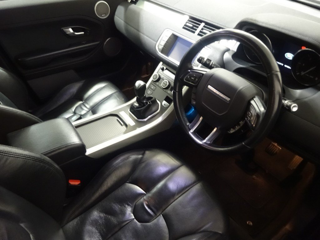 2013 Land Rover Range Rover Evoque - 2.2L ED4 PURE For Sale (picture 5 of 6)