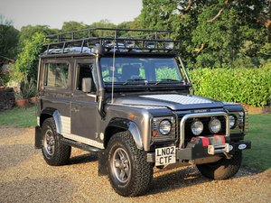 2002 Land Rover Defender 90 TD5 Tomb Raider 1 of 250 Built *Rare*