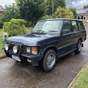1992 Land Rover Range Rover Classic 3.9 V8 Auto For Sale