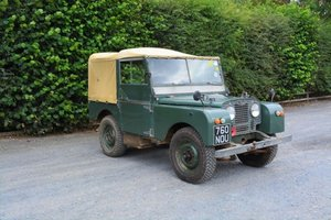 1949 Land Rover Series 1 80
